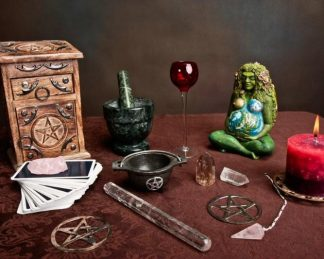 Ritual Tools and Spell Supplies