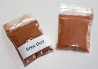 brick dust