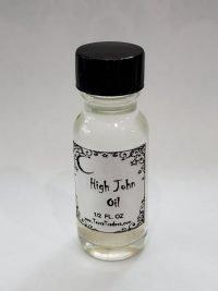 high john oil